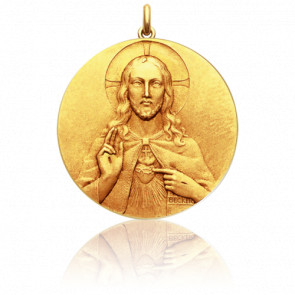 Medalla Cristo del Sagrado Corazón