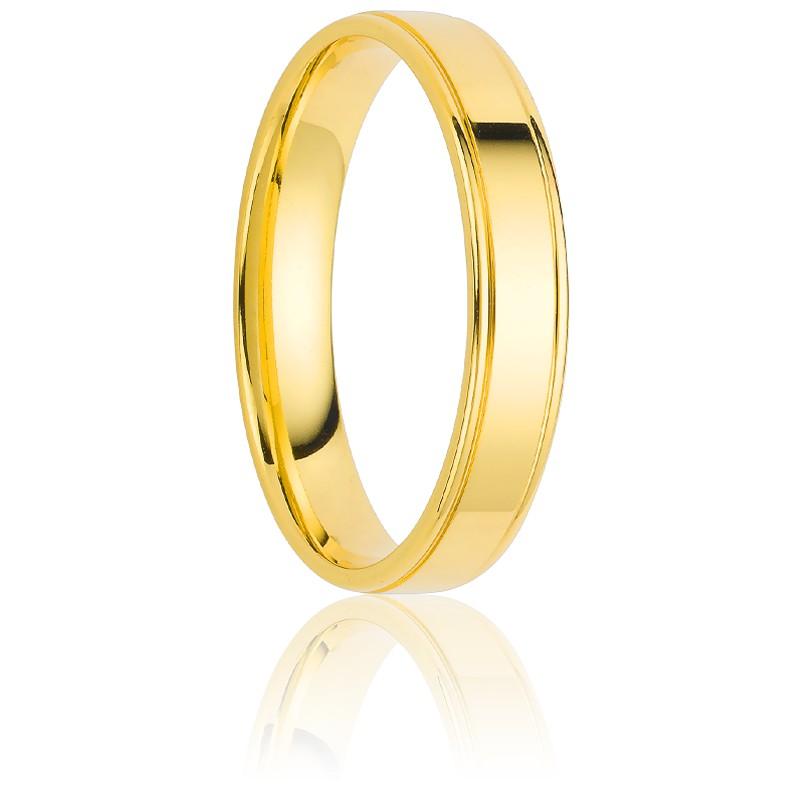 Alianza Oro Amarillo Chiclayo 4mm
