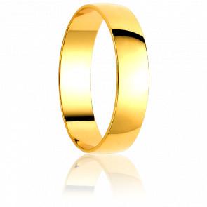 Alianza Piura 4 mm Oro Amarillo