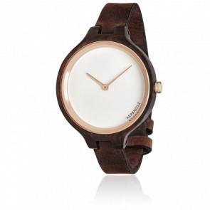 Reloj Hinze Sandalwood Tanned Brown
