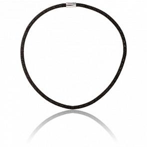 Collar Reflex Cierre Negro