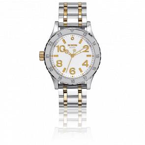 Reloj The 38-20 Plateado/Dorado A410-1921