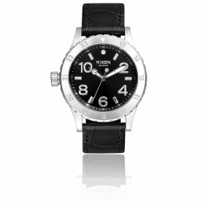 Reloj The 38-20 Leather Negro A467-1886