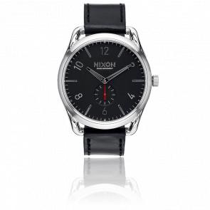 Reloj The C45 Leather Negro/ Plateado A465-008