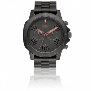 Reloj The Ranger Chrono Negro/Rosa A549-957