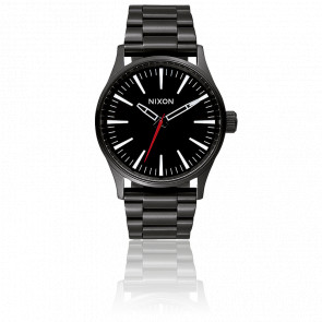 Reloj The Sentry 38 SS Negro/Blanco A450-005