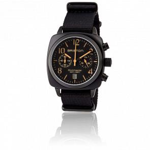 Reloj Clubmaster Chrono Date Negro mate