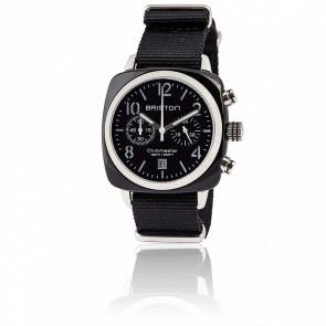 Reloj Clubmaster Chrono Date Negro