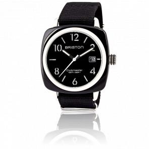 Reloj Clubmaster HMS Date Negro