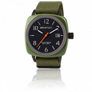 Reloj Clubmaster HMS Date verde