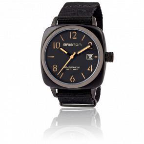 Reloj Clubmaster HMS Date negro mate