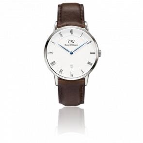 Reloj Dapper Bristol Silver