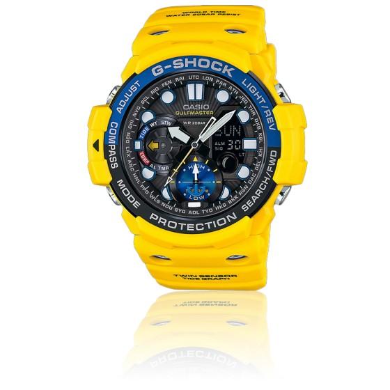 2f06cdbdcdbab reloj casio g shock amarillo