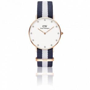 Reloj Classy Glasgow Lady Rose Gold 34 mm
