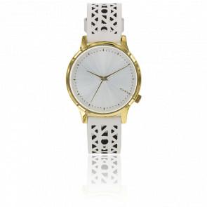 Reloj Estelle - Cutout White Gold