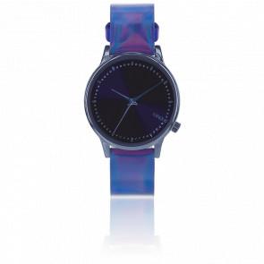 Reloj Estelle Iridescent Cobalt