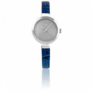 Reloj Ronde Cocodrilo Navy