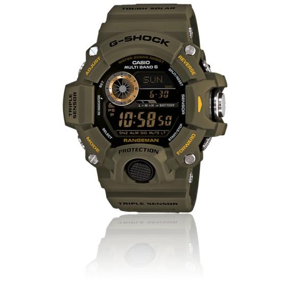 ccc29552a Reloj Casio G-Shock multifunción GW-9400-3ER - Ocarat