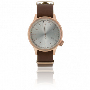 Reloj The One Mahogany