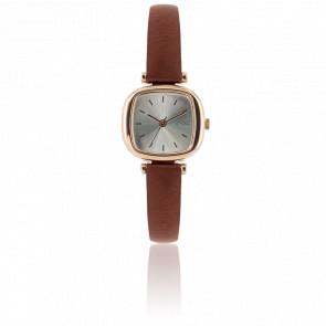 Reloj Moneypenny Rose Gold Brown