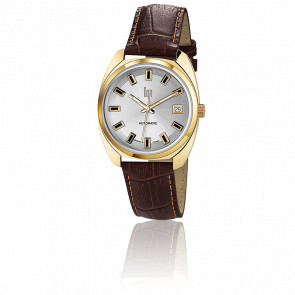 Reloj GDG Automático Oro & Plata