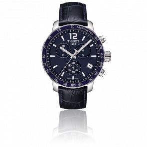 Reloj Tissot Quickster Chronograph Azul T0954171604700