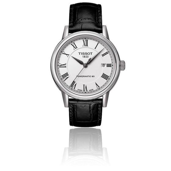 c2d9a37973ba Reloj automático Tissot Carson Automatic T0854071601300 - Ocarat