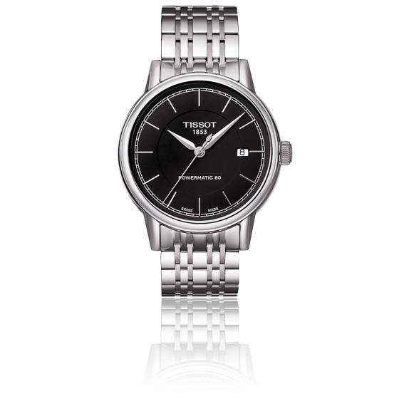 99dc1563cccc Reloj Tissot Carson Automatic Negro T0854071105100 - Tissot - Ocarat