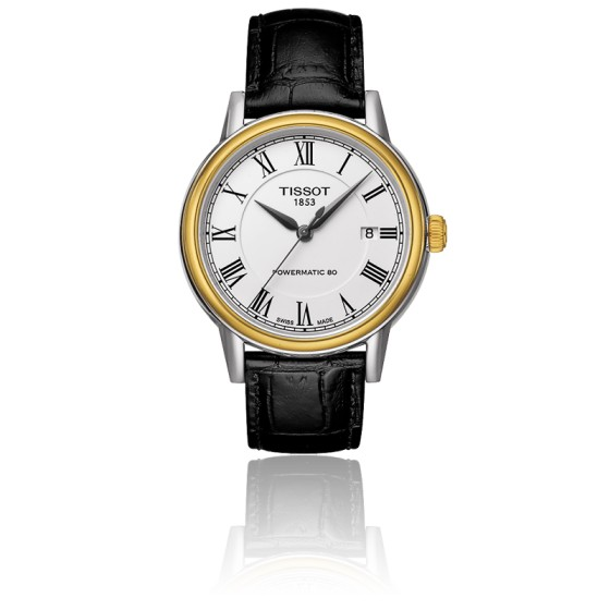 079e7dae15b Reloj clásico Tissot Carson Automatic T0854072601300 - Ocarat