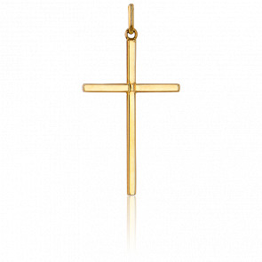 Cruz Oro Amarillo 9k, 29 x 17,30mm