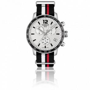 Reloj Tissot Quickster Chronograph T0954171703701