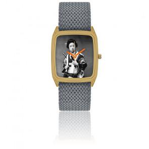Reloj Nakano Correa gris