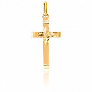 Colgante Cruz 14 x 25 mm Oro Amarillo
