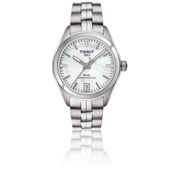 Reloj automático PR 100 Automatic Lady T1012071111600