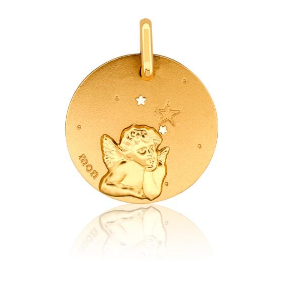Medalla Angel estrellas