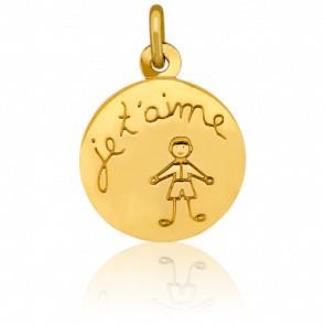Medalla Je t'Aime