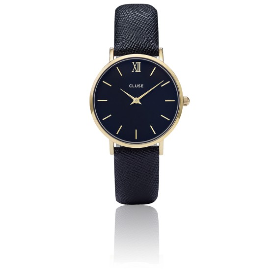Reloj Minuit Gold Midnight CL30014