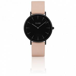 Reloj La Bohème Full Black/Nude CL18503