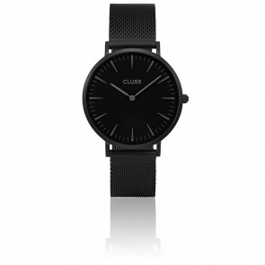 Reloj La Bohème Mesh Full Black CL18111