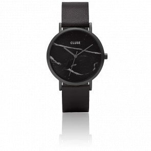 Reloj La Roche Full Black Marble CL40001
