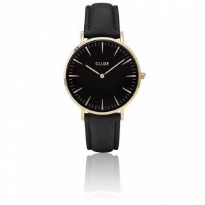 Reloj La Bohème Gold Black/Black CL18401