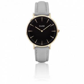 Reloj La Bohème Gold Black/Grey CL18411