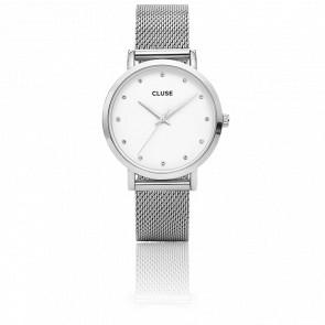 Reloj Pavane Silver Stones CL18301