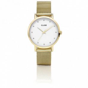 Reloj Pavane Gold Stones CL18302