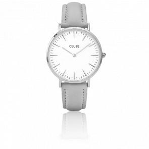 Reloj La Bohème Silver White/Grey CL18215