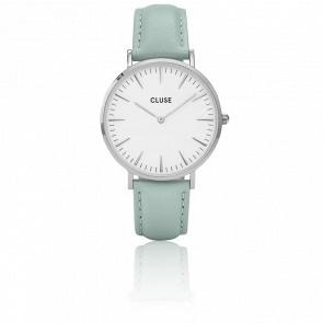 Reloj La Bohème Silver White/Pastel Mint CL18225