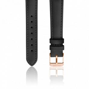 Correa Cluse Minuit Strap Black/Rose Gold CLS301