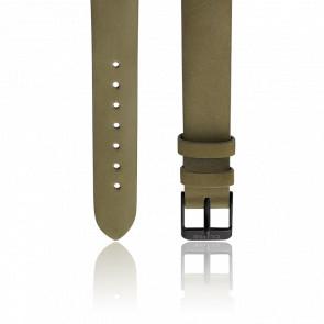 Correa Minuit Strap Olive Green/Black CLS334