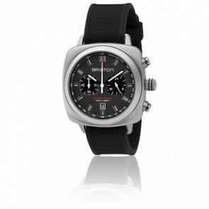Reloj cronógrafo Clubmaster Sport Acero - Esfera gris mate