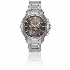 Reloj Chrono Titanium AT2340-56H